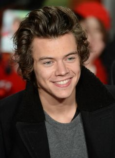 "Harry at the premiere of ""The Class Of 92"""