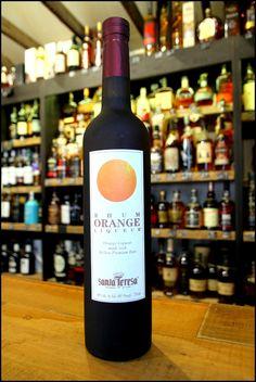 El nuevo sabor del Rhum Orange liqueur de hacienda Santa Teresa! Venezuela