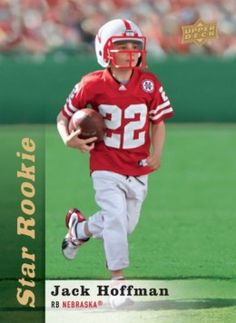 The Jack Hoffman Saga Continues As Upper Deck Unveils Rookie Card