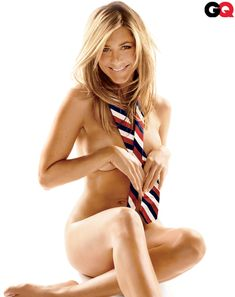 Jennifer Aniston GQ