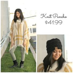 We're pretty smitten with this picture perfect poncho #newarrivals #fallfashion #denim #jeans #boots #booties #style #ootd #knit #beanie #ogden #northogden #love #utah #utahboutique #musthave #fashionista #shopbellame