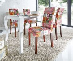 Der modern designte Stuhl Look verleiht dem Ambiente Ihres Esszimmers einen warmen und einzigartigen Akzent. https://www.plus.de/p-1578831000?RefID=SOC_pn