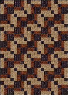 Quilt Block Patterns: Bonnie Scotsman