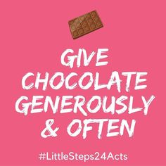 Random acts of kindness-day 21!  Chocolate treats make everyone smile...pure tasty kindness over the holidays.  #littlesteps24acts . . . #giveback #giving #randomactsofkindness #kindness #chocolate #givechocolate #quotes