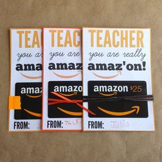 Haley's Daily Blog: End of the Year Teacher Gift Idea