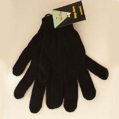 Blk Gloves 1 Pair