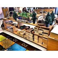 A Reggio-Inspired Classroom Design – Kinderland Tour Part 2 – inspired by play