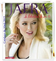 Catalogo de Jafra Abril 2015 Mexico