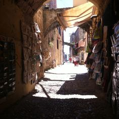 Rhodes Town #rhodes #greece