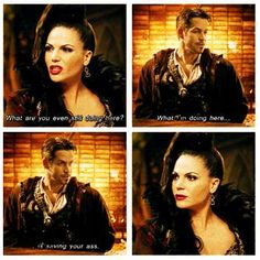 Why Robin is perfect for Regina: he can take it AND dish it back