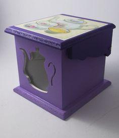 Caixa de chás - Paper St.