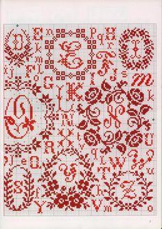 Gallery.ru / Фото #7 - DFEA HS 21 Frises & Bordures. - fialka53