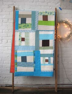 Picnic and FairgroundMcCall Spool Pattern Quilt