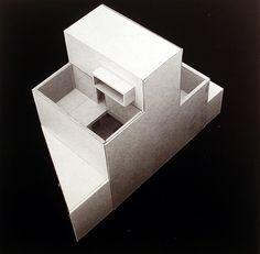 Alberto Campo Baeza . pino house