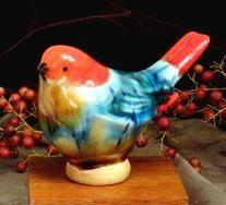 Wolfe Birds - Wolfe Studio, Jackson, MS!!! Bebe'!!! A well known local artist!!!