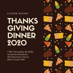 Use this customizable Brown Illustrated Thanksgiving Social Media Post template and find more professional designs from Canva. Fonts, Thanksgiving, Social Media, Templates, Type, Brown, Illustration, Designer Fonts, Stencils