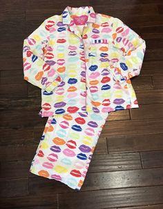 Victoria's Secret Pajamas Size Large  | eBay