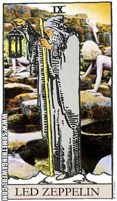Tarot Card Tango
