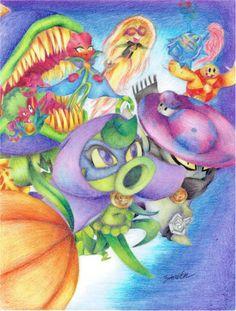 BioXeEn's Art Multiverse