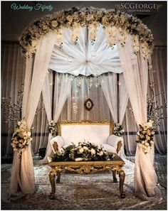 Check out Nigerian wedding decor ideas here -> http://www.weddingfeferity.com/nigerian-wedding-decor/