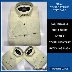 Printed Shirts, Casual Wear, Casual Shirts, How To Wear, Fashion, Casual Outfits, Moda, Casual Clothes, Casual Button Down Shirts