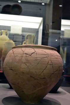 https://flic.kr/p/B547xn | Provinciaal Archeologisch Museum Velzeke (Flanders) - Dolium