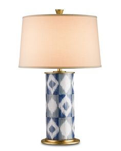 Patterson Table Lamp | Currey and Company Kitchen?