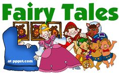 Power Points...If you do fairy tales, keep this site handy!