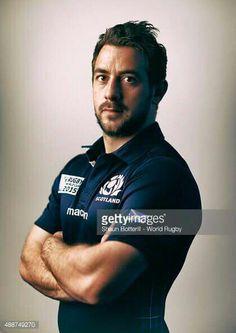 Greig Laidlaw Scottish Rugby Team