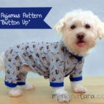 Pets Pajamas – Button Up pattern
