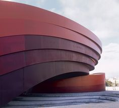 Design Museum Holon - Tel Aviv - Ron Arad Architects
