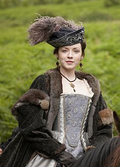 Sarah Bolger as Princess Mary Tudor, daughter of Henry VIII and Catherine of Aragon- The Tudors