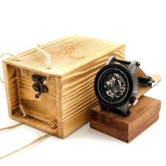 On my Shopify store : BOBO BIRD K10 Luxury Men's Mechanical Black Wooden Watch with Gift Box http://glazierstore.com/products/bobo-bird-k10-luxury-mens-mechanical-black-wooden-watch-with-gift-box?utm_campaign=crowdfire&utm_content=crowdfire&utm_medium=social&utm_source=pinterest