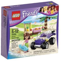 Olivia Emma Andrea Lego Friends Keylight Led Torch Choose Your