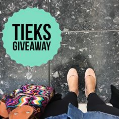 Tieks Giveaway on Instagram  https://www.instagram.com/girlsguidetoadventure/  Tieks are the best shoes ever - and we want to get a pair on your feet. Head over to Instagram to learn how to enter.