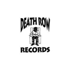 Death row records logo vector i like the shape of this logo using