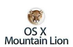 OS X Mountain Lion : les Mac éligibles ou inéligibles