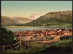 S? fint var det i Troms? Se vakre Troms? fra svunnen tid