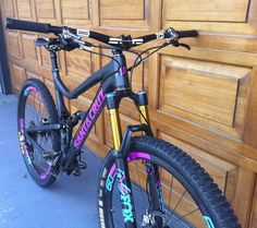 Custom Santa Cruz Tallboy - Troydon_Murison's Bike Check - Vital MTB
