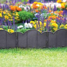 Cheap Garden Edging Ideas Wood