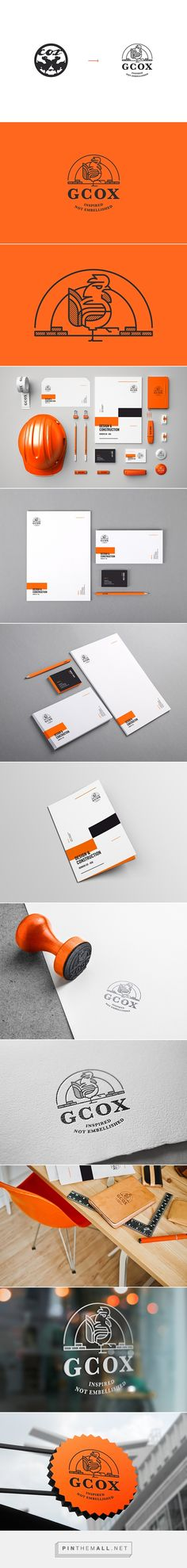 GCOX Branding | #logos #branding #identity