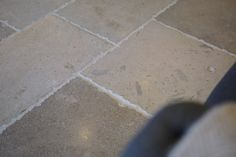 The Villiers Grey Heavy Tumble Limestone has a lot of character making it ideal for traditional properties.  #traditional #stone #flooring