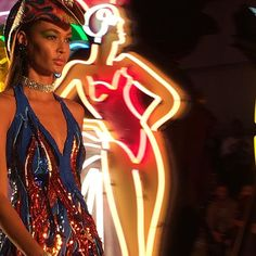 @joansmalls walks down the @moschino strip! #resort18  via V MAGAZINE OFFICIAL INSTAGRAM - Celebrity  Fashion  Haute Couture  Advertising  Culture  Beauty  Editorial Photography  Magazine Covers  Supermodels  Runway Models