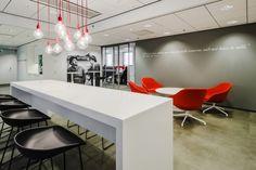 Finnkino offices by Gullstén Inkinen Design & Architecture, Helsinki – Finland office healthcare