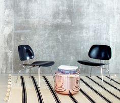 furniture // Studio Sebastian Herkner LOVE LOVE the color and shape of this table.