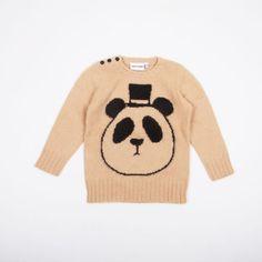 Fancy panda.  Add your own p_o.