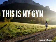 Happiness peace, outdoors, road, keep going, beauty Keep Running, Girl Running, Running Tips, Trail Running, I Love To Run, Run Like A Girl, Just Run, Sport Motivation, Fitness Motivation