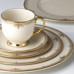Lenox Republic china set, very elegant