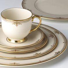 Lenox Republic china set, very elegant