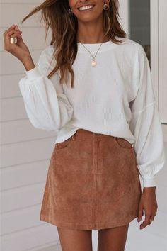 Fall Winter Outfits, Winter Fashion, Winter Outfits With Skirts, Winter Ootd, Fall Fashion Outfits, Fashion Wear, Fashion Pants, Boho Fashion, Style Fashion